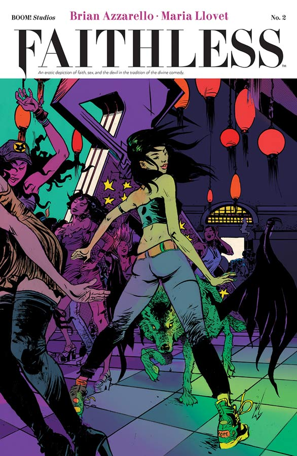 New Comic Book Reviews Week of 5/22/19