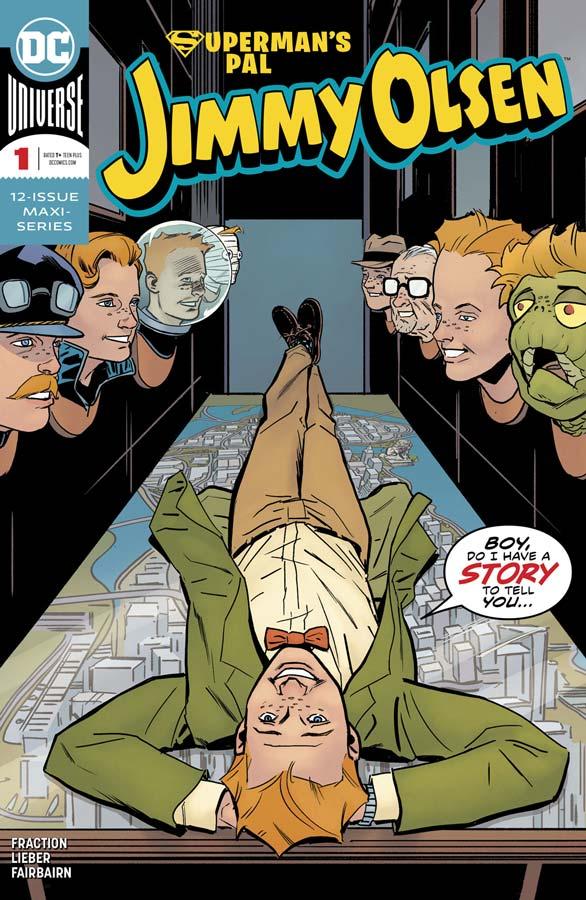 New Comic Book Reviews Week Of 7/24/19