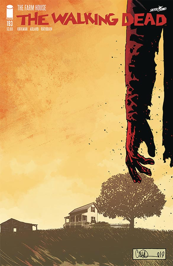 New Comic Book Reviews Week Of 7/3/19