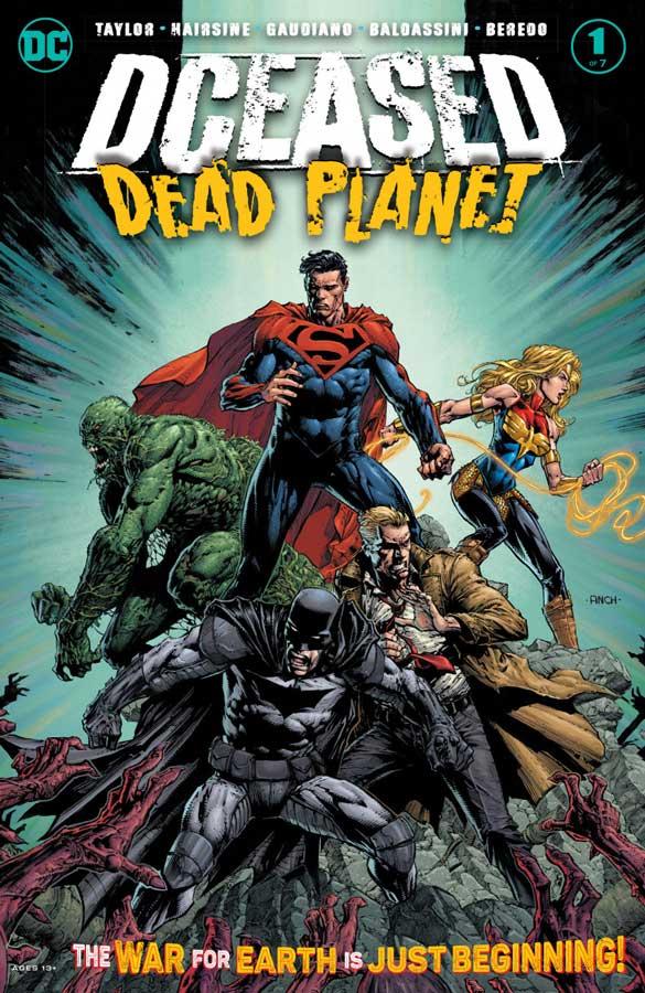 New Comic Book Reviews Week Of 7/8/20
