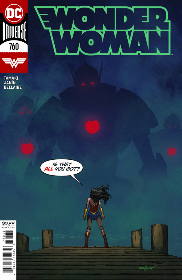 New Comic Book Reviews Week Of 8/12/20