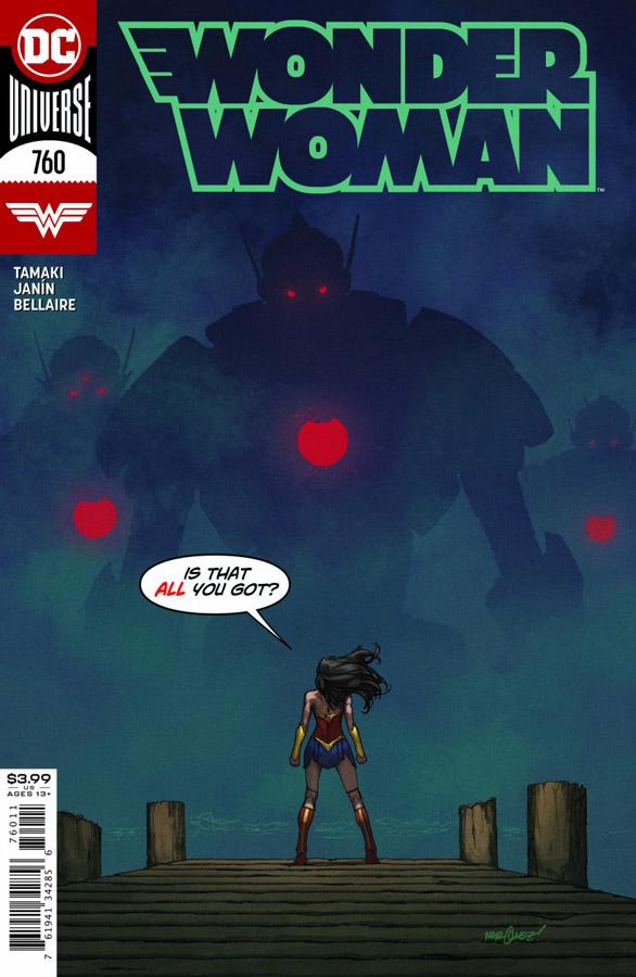 New Comic Book Reviews Week Of 8/12/20