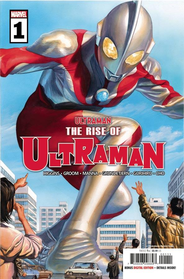 New Comic Book Reviews Week Of 9/9/20