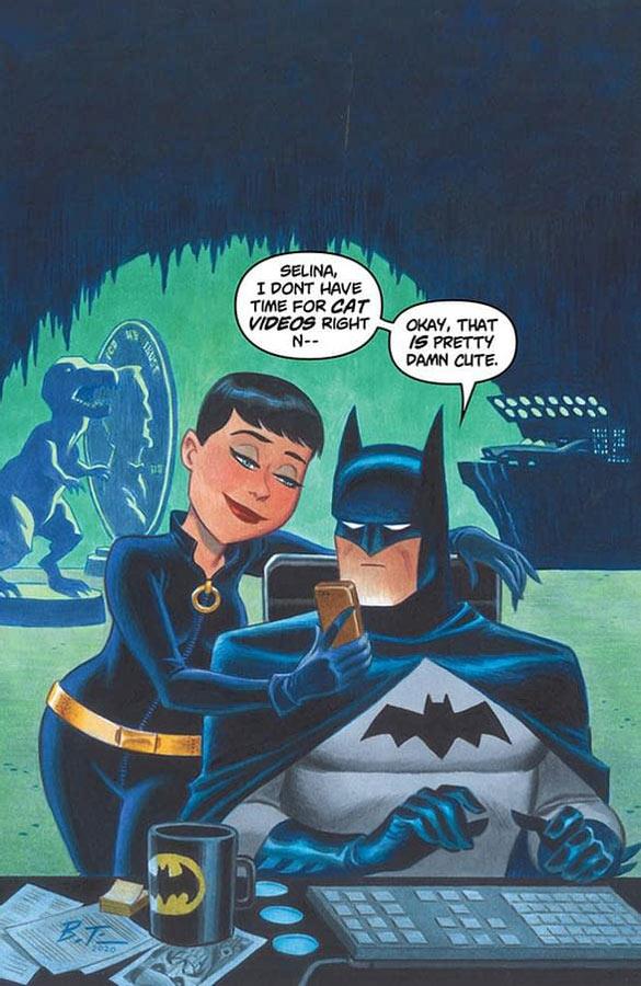 Comic Book Reviews Week Of 12/2/20