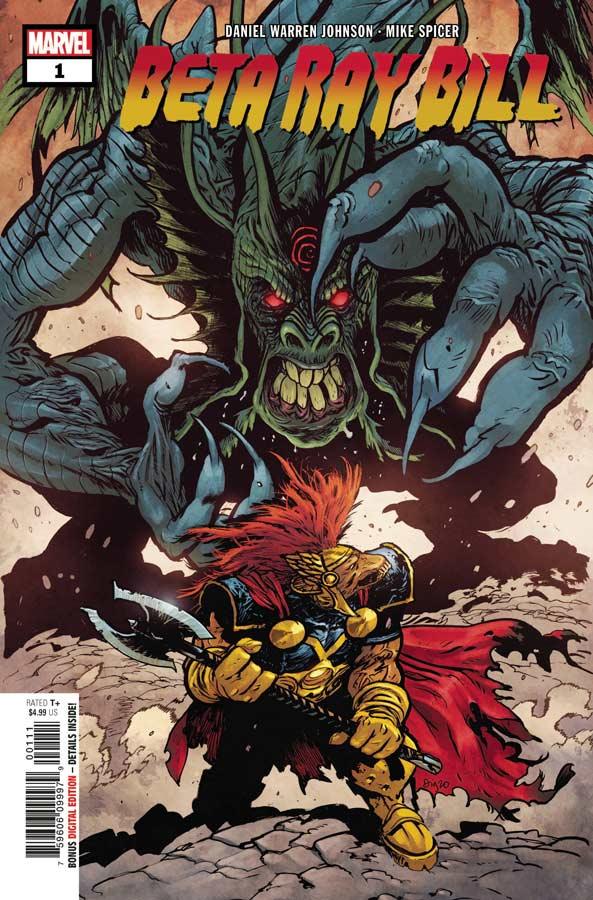 New Comic Book Reviews Week Of 3/31/21