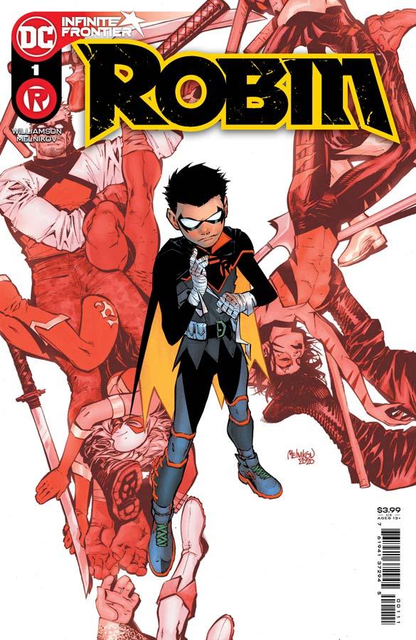 New Comic Book Reviews Week Of 4/28/21