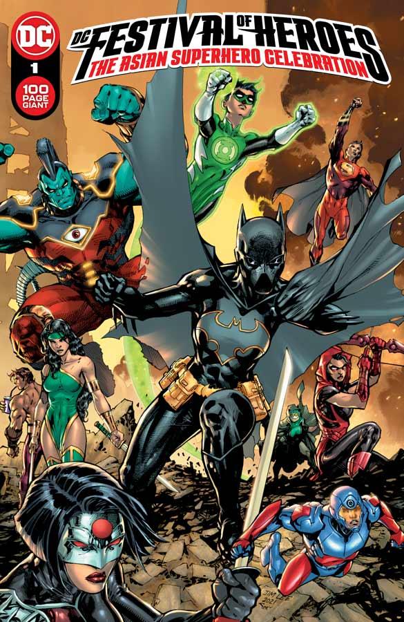 New Comic Book Reviews Week Of 5/12/21