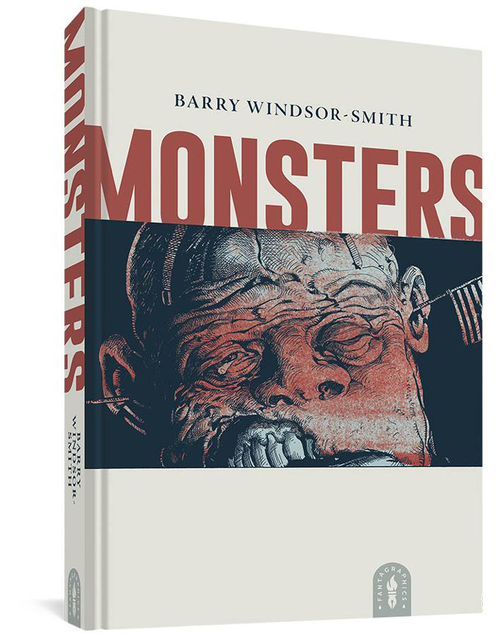 Monsters Graphic Novel Review