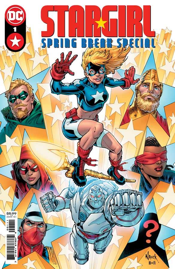 New Comic Book Reviews Week Of 5/26/21