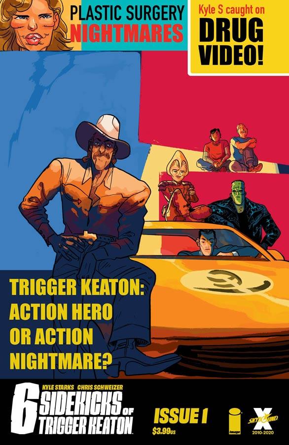 New Comic Book Reviews Week Of 6/9/21
