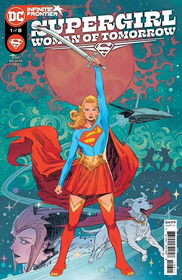 New Comic Book Reviews Week Of 6/16/21